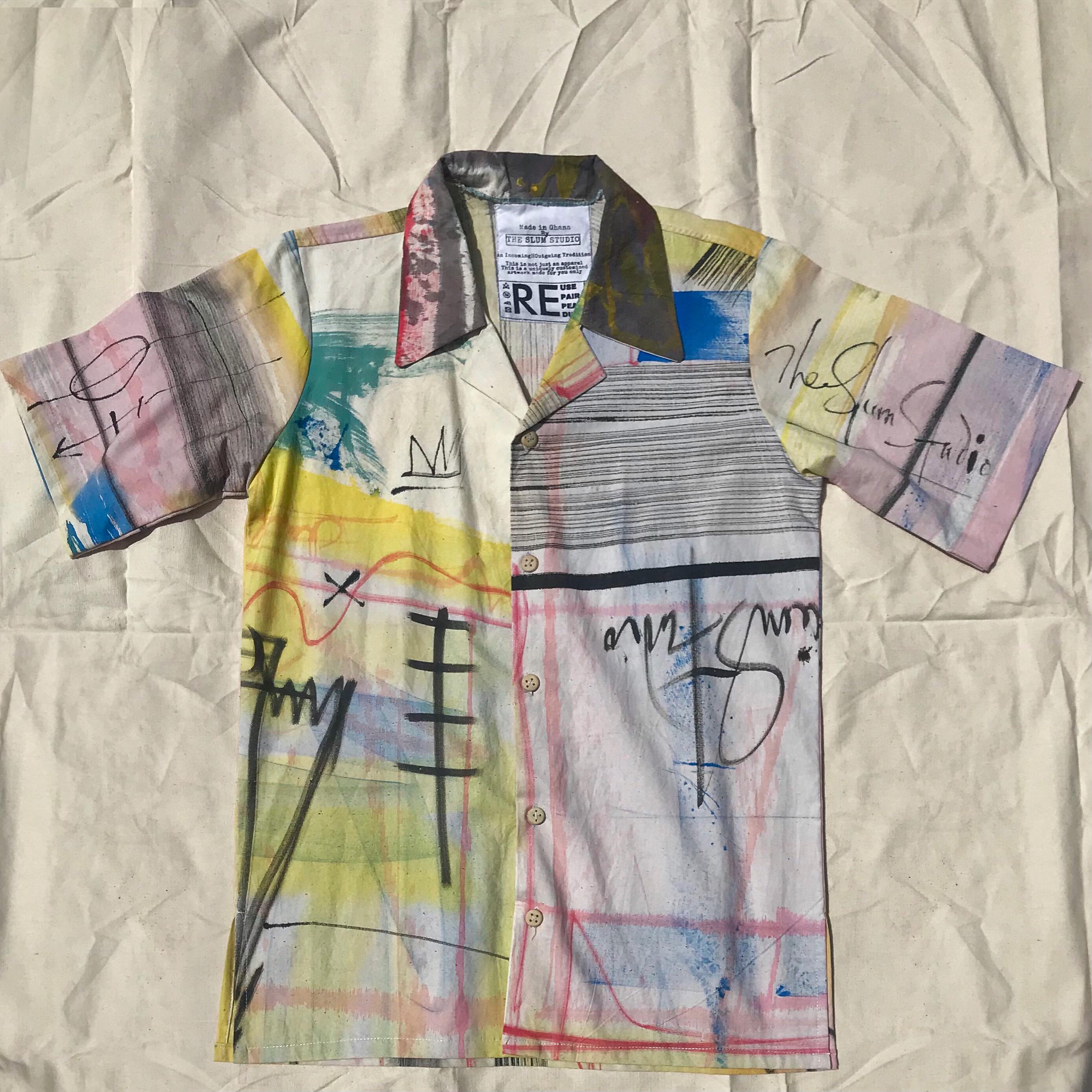 Unisex Regular Fit Shirt Size M/L $70